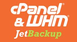 cPanel JetBackup