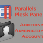 How to add Additional Administrator Accounts in Plesk