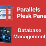 How to Create/Remove MySQL or MS SQL Database in Plesk