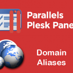 Creating Domain Alias and Remove Domain Alias in Plesk