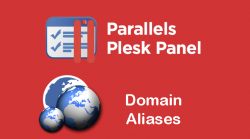 Plesk Domain Alias