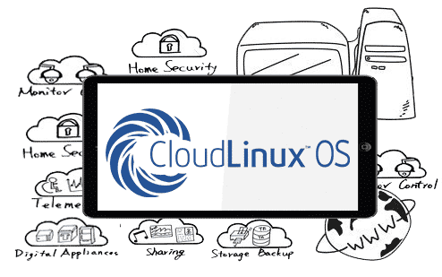 cloudlinux os ipad