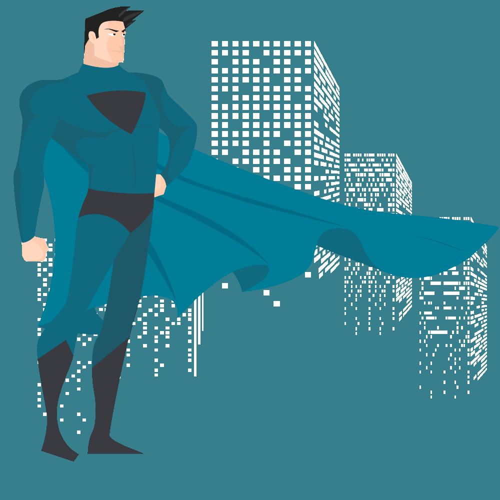 ssl security super hero
