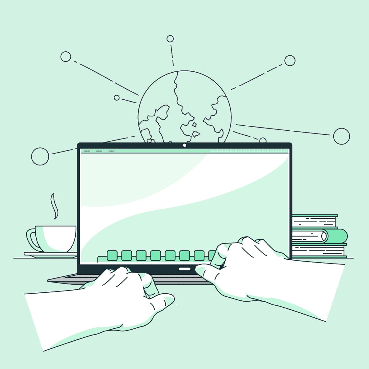 manage web